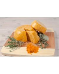 Сыр домашний твёрдый со специями