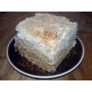Кокосовый кухен