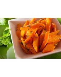 Вегетарианская сёмга (морковная рыбка)