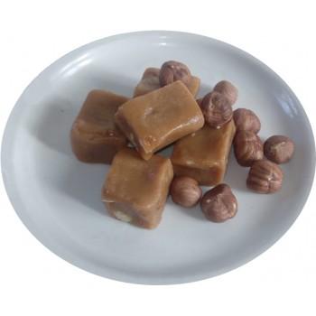 Бурфи (молочная помадка) с фундуком