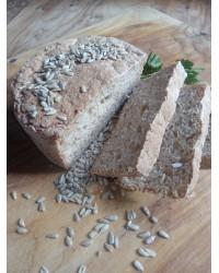 Хлебушек пшеничный с семечками