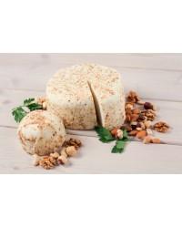 Адыгейский сыр (панир) домашний с орешками