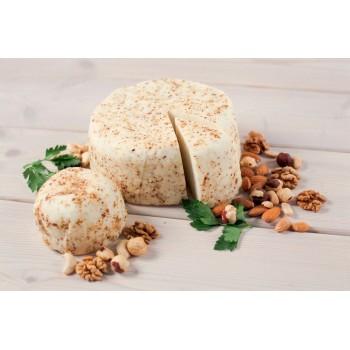Сыр (панир) домашний с орешками