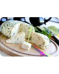 Имеретинский сыр с укропом и чесноком