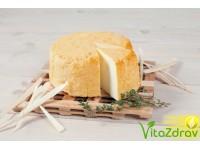Адыгейский сыр (панир) домашний копченый