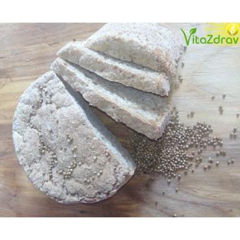 Хлеб с кориандром бездрожжевой ржаной