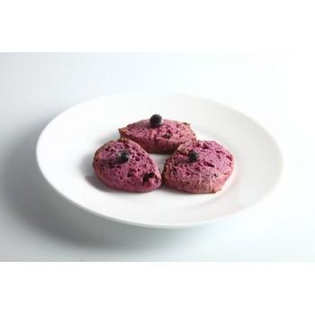 Печенье ягодное