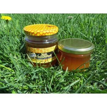 Мёд дягилевый