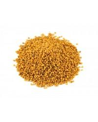 Семена горчицы желтые