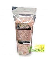 Соль розовая кристаллическая гималайская